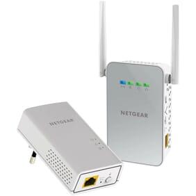 NETGEAR PLW1000-100PES Pack de 2 CPL 1000 Mbp