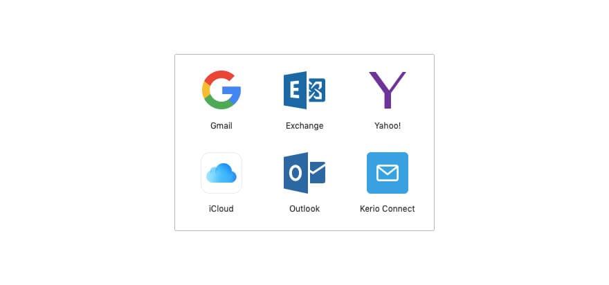 Messagerie, Email et confidentialité